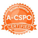 Advanced Certified Scrum Product Owner (A-CSPO) Badge