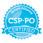 Certified Scrum Professional-Product Owner (CSP-PO) Badge