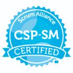 Certified Scrum Professional-ScrumMaster (CSP-SM) Badge